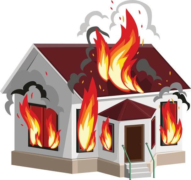 Allied Claims House Fire